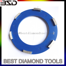 Diamond Tool Concrete Pad Dry Grinding Ring