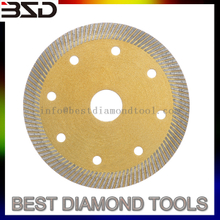 105mm 110mm diamond saw blades cutting tiles marble chipping