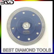 105*1.2*10*20mm diamond saw blade for porcelain