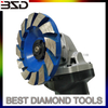 Factory direct hot sales metal bond diamond grinding cup wheel for floor