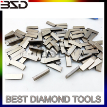 40*4.8*12mm diamond cutting segement for Granite Marble Stone
