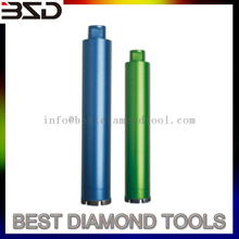 concrete diamond core drill bit