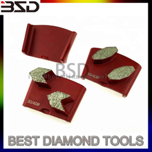 Hot Sale HTC Husqvarna Diamond Floor Concrete Grinding Tools