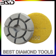 Italy Quality Turbo Diamond Floor Polishing Grinding Pads for Concrete