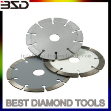 Cold Press Sintered Blade 4.3 inch 110mm diamond saw blade for marble granite ceramic