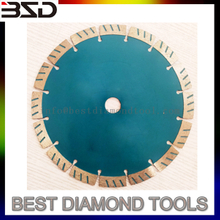Abrasion resistance 15mm height diamond saw blade