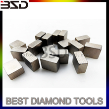 24*12*20mm diamond cutting segment for sandstone