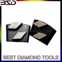 HTC Diamond Grinding Plate for Concrete Terrazo Grinding