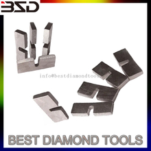 diamond cutting segment
