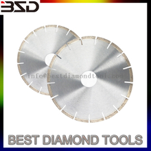 400mm no cutting noise cutter silent core disc sintered diamond saw blade for granite marble concrete