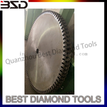 Rock cutting saw blade 1m 1.2m 1.8m 2.2m