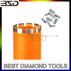 Diamond Cutting Segment Diamond Core Drill Bit Bit Diamond Drilling