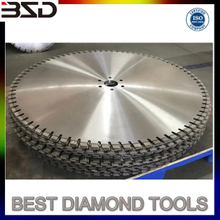 800mm 1200mm 1600mm Arix Laser Wall Saw Cutting Blade