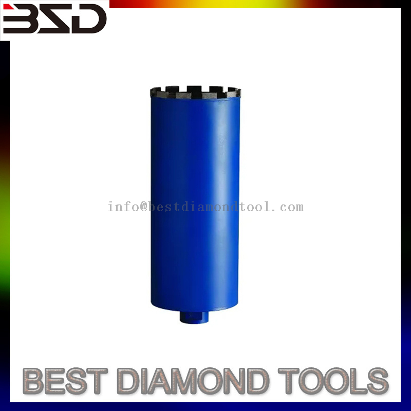 50mm to 500mm Diamond Construction Core Drill Bit