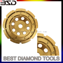 High Performance Diamond Cup Wheel/Grinding Cup Wheel