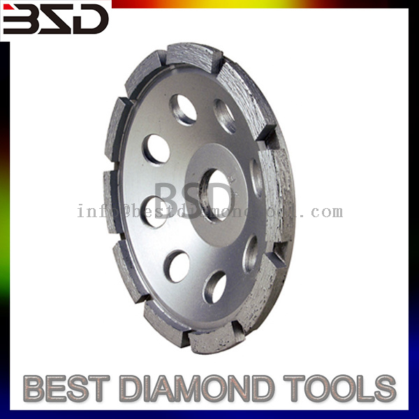 High Quality Diamond Cup Grinding Wheel