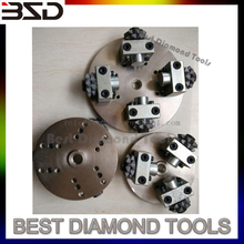 Diamond Tools Bush Hammer Grinding Polishing Head