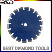 Silver Brazed Granite Diamond Cutting Saw Blade husqvarna concrete saw blades