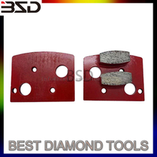 Factory Direct Sale Diamond Grinding Shoes for Floor Grinder