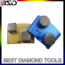 Diamond Grinding Tool HTC Grinding Shoes for Concrete